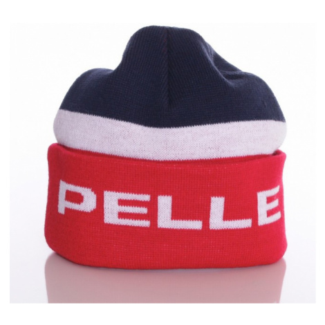 Pelle Pelle Linear beanie Navy - Veľkosť:1SIZE