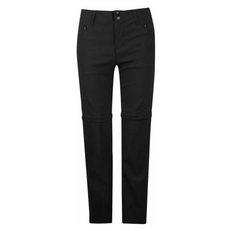 Karrimor Womens Panther Convertible Trousers Black
