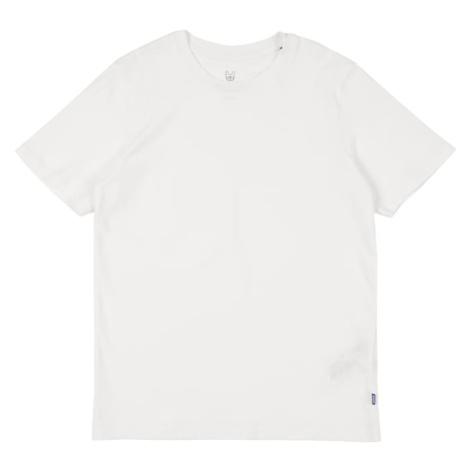 Jack & Jones Junior Tričko  biela