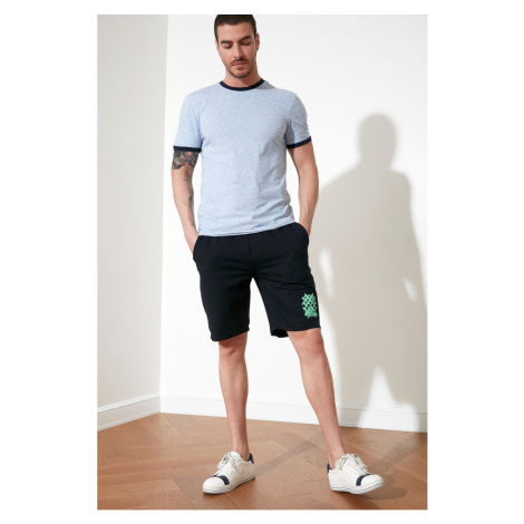 Trendyol Navy Blue Men's Shorts & Bermuda