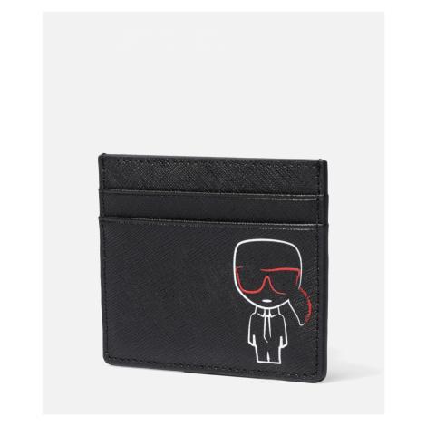 Púzdro Na Platobné Karty Karl Lagerfeld K/Ikonik Outline Cl Card Hold