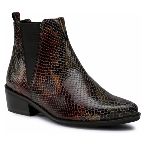Kotníková obuv s elastickým prvkom LORETTA VITALE