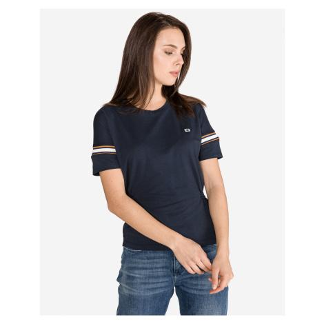 Tričká s krátkym rukávom pre ženy Scotch & Soda - modrá