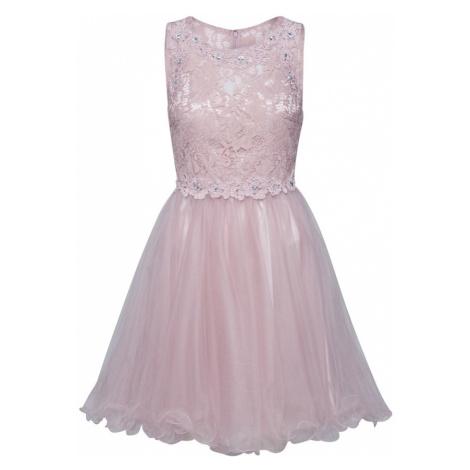 Laona Kokteilové šaty  rosé