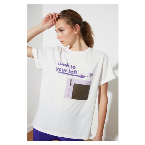 Dámske tričká Trendyol