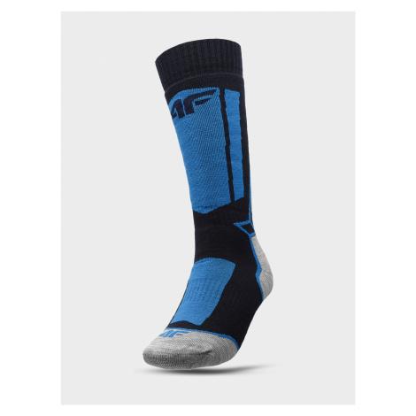 Chlapčenské lyžiarske ponožky 4F