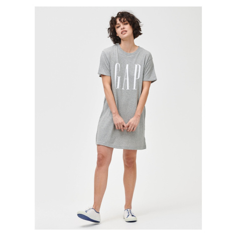 GAP Dress Logo tall ss dress