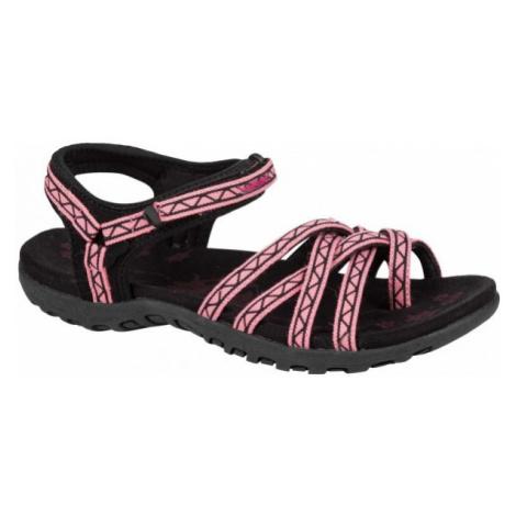 Loap DOE ružová - Dámske sandále