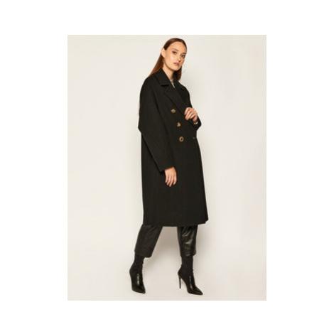 Pinko Prechodný kabát Faglia Caban 20202 PBK2 1B14WG. 8327 Čierna Regular Fit