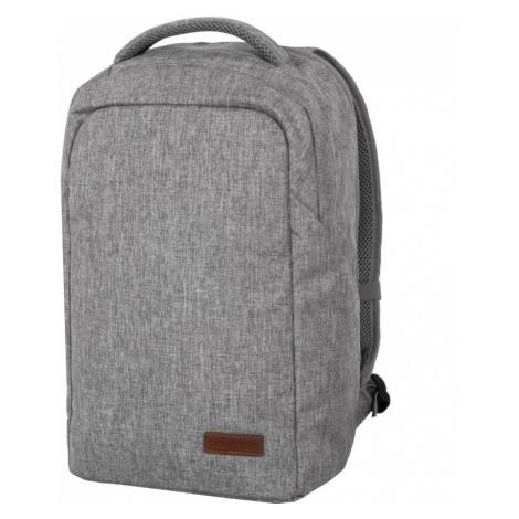 Travelite Mestský batoh Basics Safety Light grey 23 l