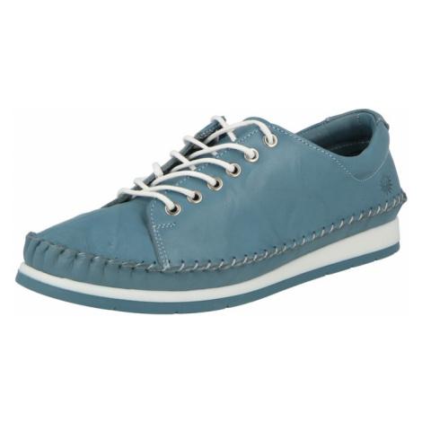 COSMOS COMFORT Šnurovacie topánky  modrá