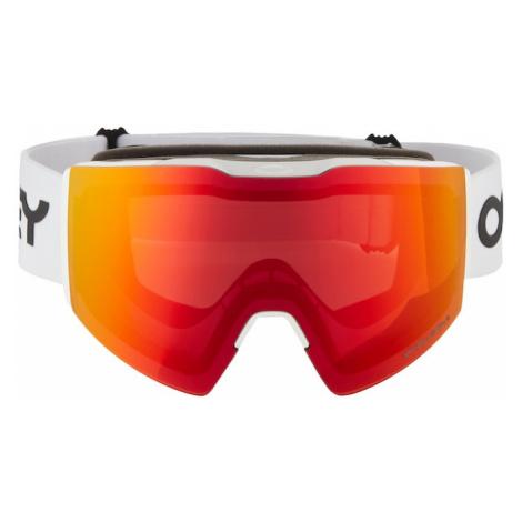 OAKLEY Športové okuliare  červená / biela