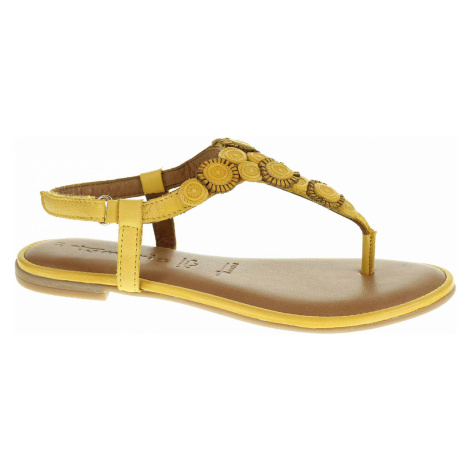 Dámské sandály Tamaris 1-28150-22 sun 1-1-28150-22 602