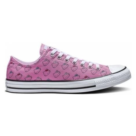 Converse CHUCK TAYLOR ALL STAR HELLO KITTY ružová - Dámske tenisky