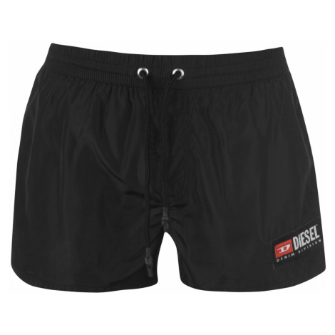 Diesel Mens Swim Boxer Shorts