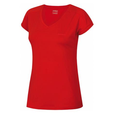 Husky Tonie červená, Dámske tričko