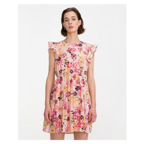 Vero Moda Gigi Šaty Ružová