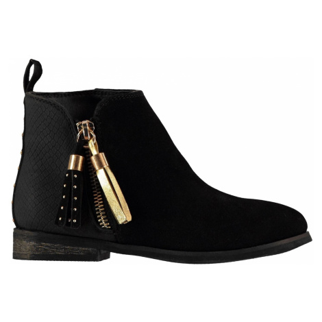 Miso Sophia Zip Boots Junior Girls