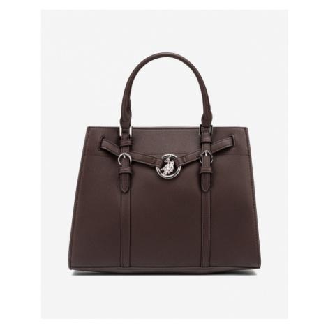 Hnedé kufríkové kabelky
