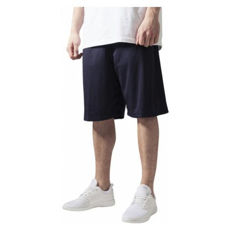 Urban Classics Bball Mesh Shorts navy - Veľkosť:3XL