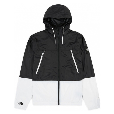 The North Face M 1990 Seasonal Mountain Jacket Black White Reflective-M čierne NF0A2S4ZFV31-M