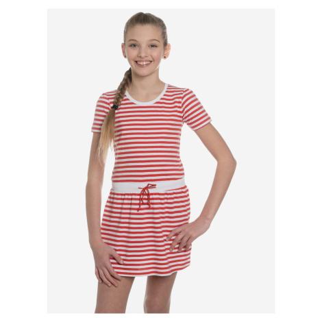 Šaty dětské Sam 73 Oranžová