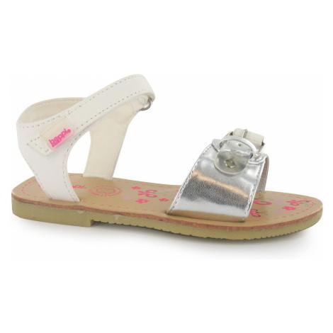 Beppi Casual Infant Sandals White