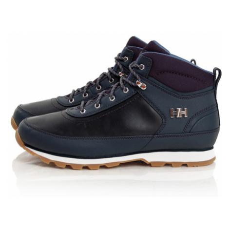 Pánská zimná Obuv Helly Hansen Calgary 597 Navy Shoes - Veľkosť EU:46.5-Veľkosť US:12-Veľkosť UK