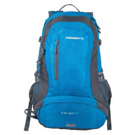 Crossroad CARGO 30 modrá - Turistický odvetraný batoh