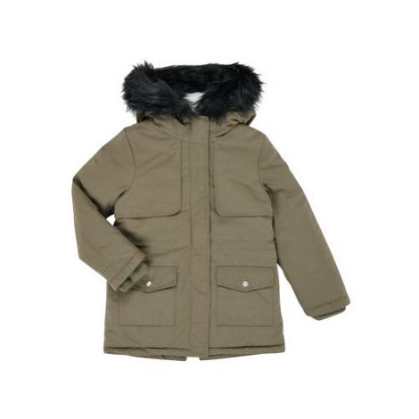 Dievčenské bundy, kabáty a kožuchy IKKS