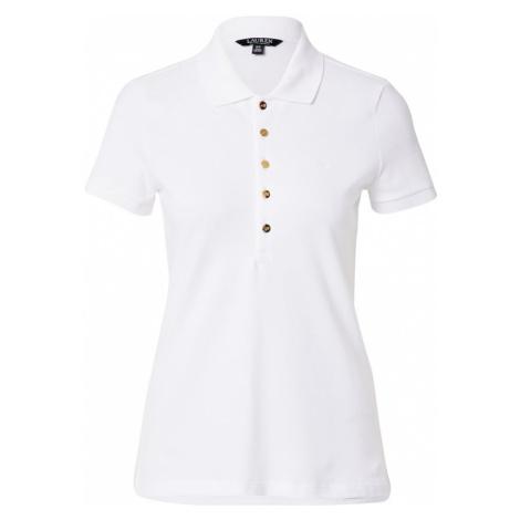 Lauren Ralph Lauren Tričko 'KIEWICK'  biela