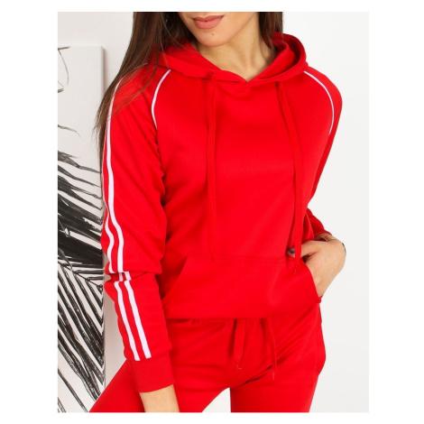 LAMI women's red sweatshirt BY0608 DStreet