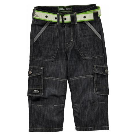 No Fear Belted Cargo Denim Shorts dětské Boys