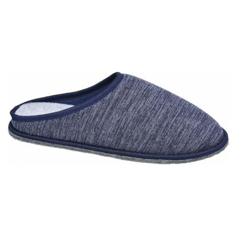 Casa mia - Modré papuče Casa mia