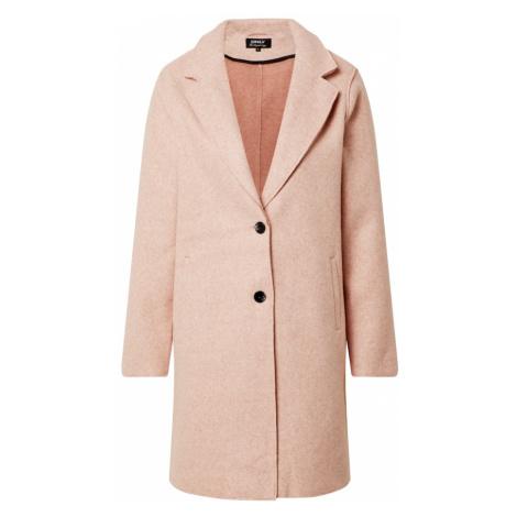 ONLY Prechodný kabát  s ružovými fľakmi