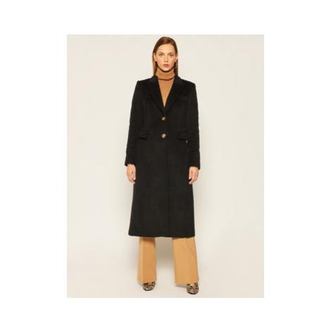 Liu Jo Prechodný kabát CF0008 T2403 Čierna Regular Fit