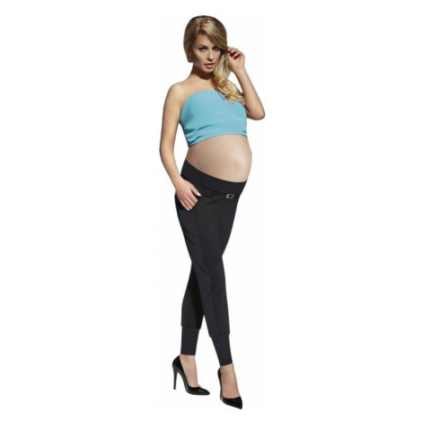 Tehotenské legíny Catrine 200 DEN čierne Bas Bleu
