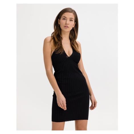Guess čierne šaty Addy
