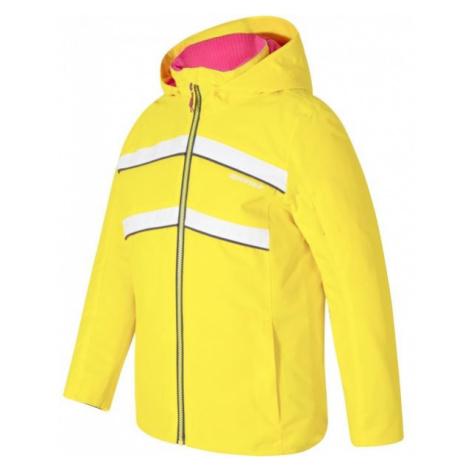 Ziener AMARIA JR žltá - Dievčenská bunda