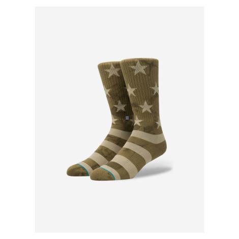Rankz Ponožky Stance Zelená