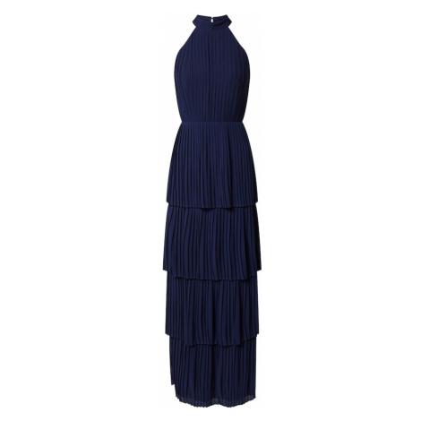 TFNC Večerné šaty  námornícka modrá