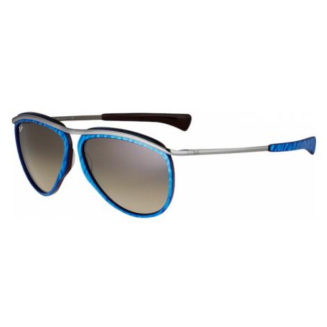 Ray-Ban Slnečné okuliare  sivá / modrá
