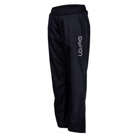 Lewro NOAM čierna - Detské zateplené nohavice