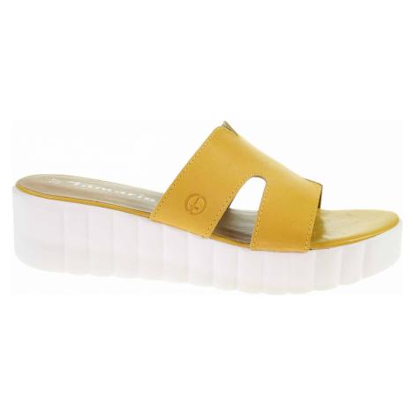 Dámské pantofle Tamaris 1-27219-24 sun 1-1-27219-24 602