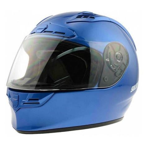 Motocyklová přilba SULOV WANDAL, modrá Helma