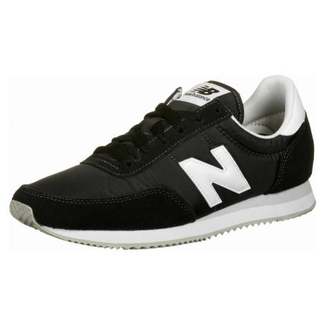 new balance Nízke tenisky '720'  čierna / biela