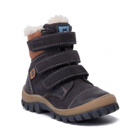 Šnurovacia obuv Lasocki Kids CI12-1797-04 Prírodná koža(useň) - Nubuk