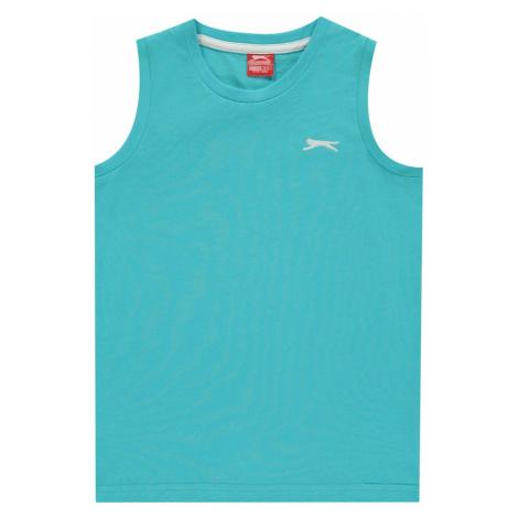 Slazenger Sleeveless T-Shirt Junior Boys