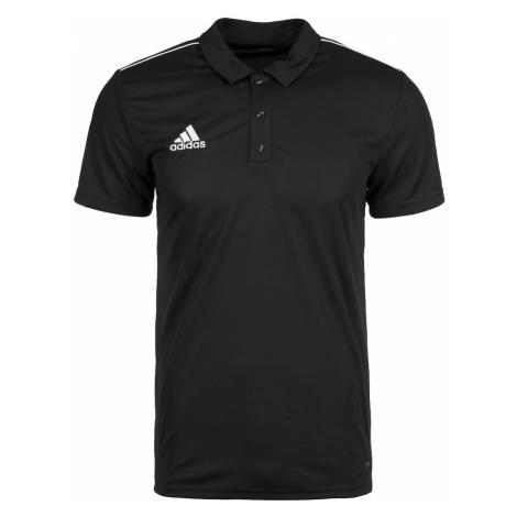ADIDAS PERFORMANCE Funkčné tričko 'Core 18'  čierna