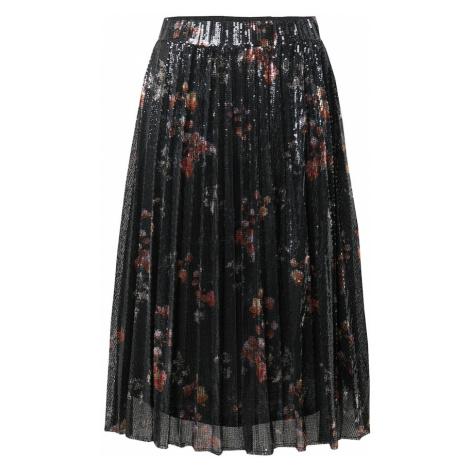Pimkie Sukňa 'TAJE'  čierna / zmiešané farby